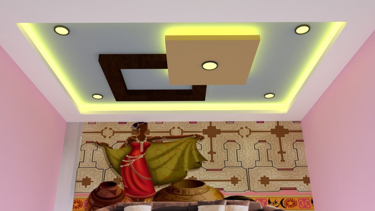Latest Gypsum False Ceiling Designs For Bedroom Simple False Designs