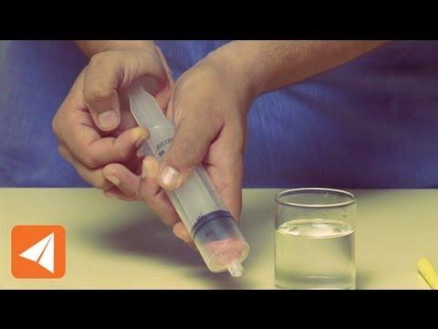 Gases are easiest to compress, solids most difficult | Compressibility | Chemistry