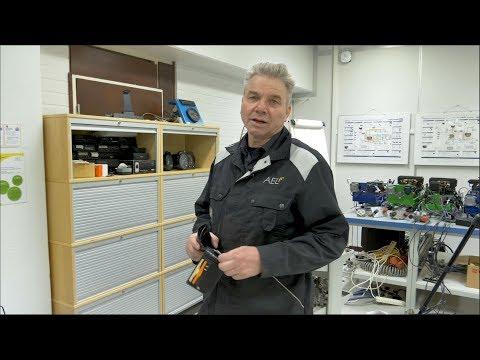 Pekka Lehto kertoo AEL:n ajopiirturikoulutuksesta