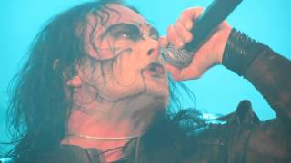 "Cradle of Filth - ""The Forest whispers my Name"" (live Hellfest 2013)"