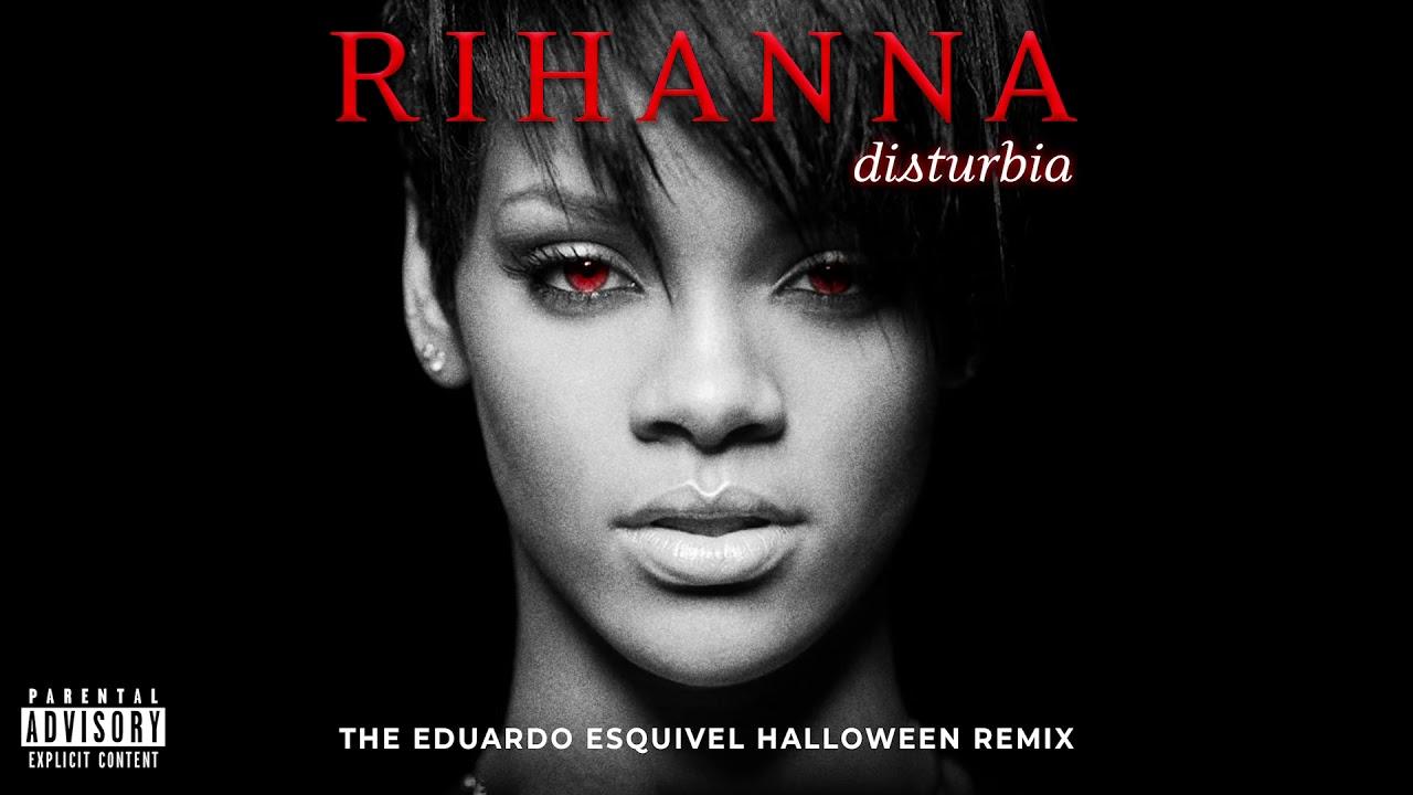 EXPLICIT: Disturbia (The Eduardo Esquivel Halloween Remix) - YouTube