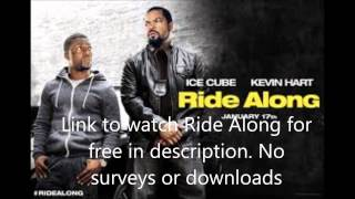 Watch RideAlong For Free (Link In Description)