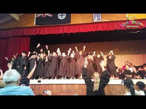 Pre Prep Graduation  Class of 2016