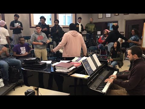 Mr. Fuess Birthday Video 2017 - from Lindblom Choir Students and Alumni