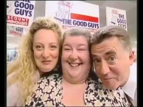 The Good Guys 1997 Ad