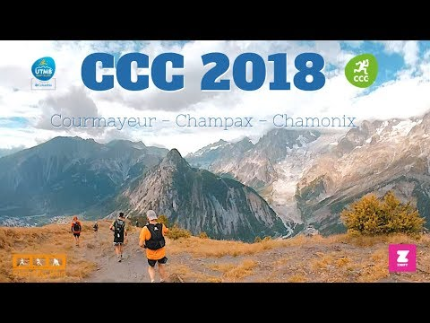CCC 2018 | Courmayeur-Champex-Chamonix | UTMB - YouTube