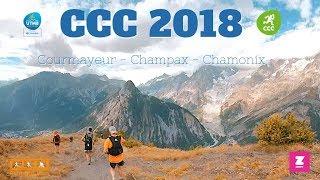 CCC 2018 | Courmayeur-Champex-Chamonix | UTMB
