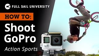How to Shoot Action Sports Videos Using GoPros - Full Sail University