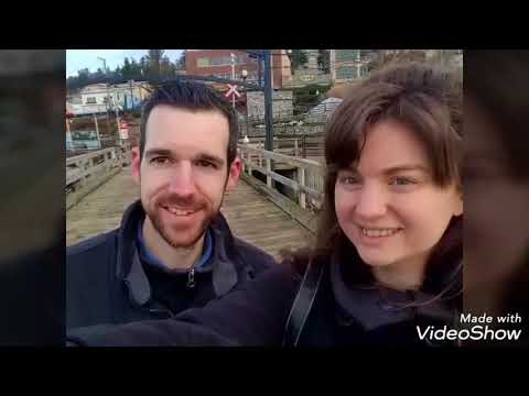 Vlog 1, 2018 - Immigration road trip Surrey B.C.