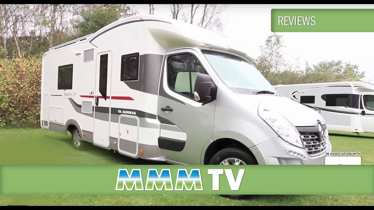 Simple  The Year Awards 2015  Adria Matrix Supreme 687 SLT Review  YouTube