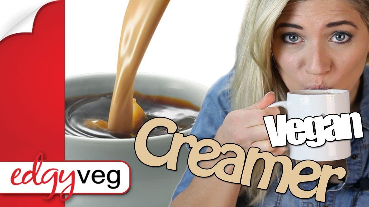 Vegan Coffee Creamer Dairy-free