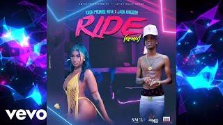 Kash Promise Move, Jada Kingdom - Ride Remix (Official Audio)