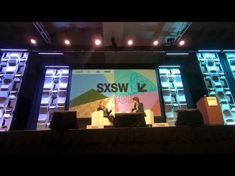 YouTube CEO Susan Wojcicki at SXSW 2018