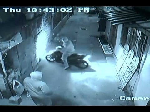 Man shot dead in Caloocan, caught on CCTV