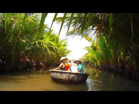 Hoi An Coconut Tour & Vietnamese Cooking Class | Day 141