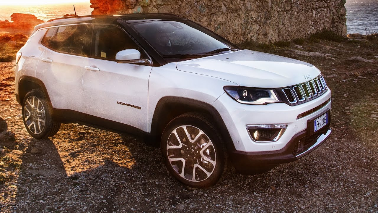 2018 Jeep Compass  Perfect SUV Most Best offroad Vehicle  YouTube