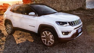 2018 Jeep Compass - Perfect SUV!! Most Best Off-road Vehicle