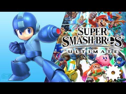 Snake Man Stage Mega Man 3 New Remix - Super Smash Bros Ultimate Soundtrack