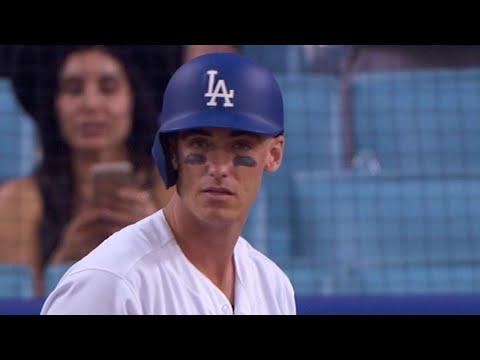 7/8/17: Bellinger's bat leads Dodgers' win in extras