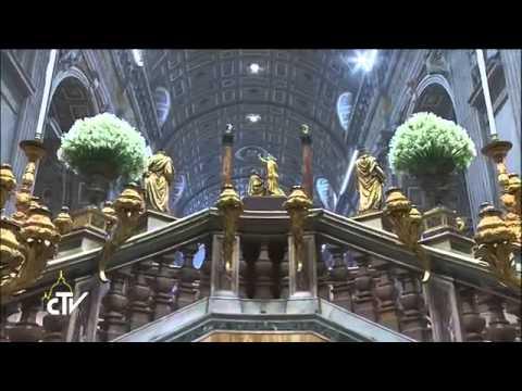 Cherubic Hymn - Bortniansky - St. Peter's, Rome