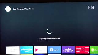 Customize and Set up a Sony 4K XBR TV with Android