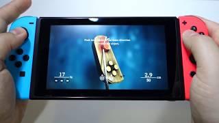 Zen Bound 2 Nintendo Switch gameplay