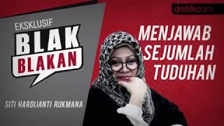 Blak-Blakan Tutut Soeharto: Menjawab Semua Tuduhan