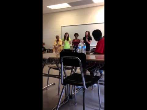 Royals Cover At Patterson Mill High School Class Talent Sho