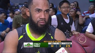 Best Player: Stanley Pringle   PBA Commissioner's Cup 2018