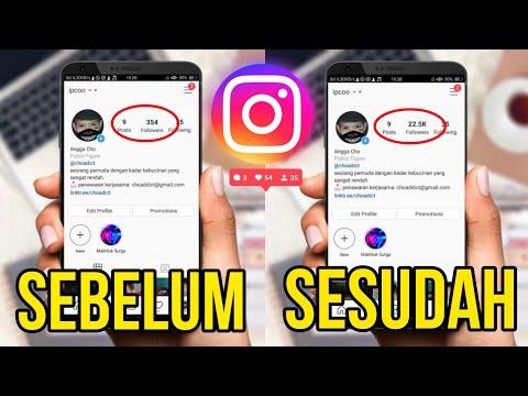 Cara Menambah Followers Instagram Terupdate