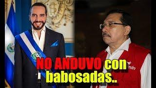 Con solo horas NABU hizo lo que el FMLN no pudo en 10 años