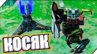 РОБОТ КОСЯК - ЛЮБИТ МАЯК - Игра War Robots Игры для андроид  Битва роботов