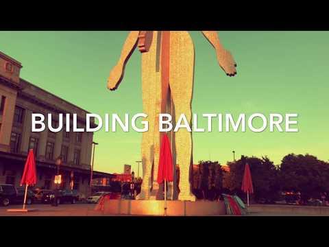 Building Baltimore - Penn Station