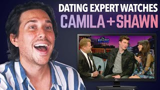 Baixar Dating Expert Reacts to CAMILA CABELLO and SHAWN MENDES