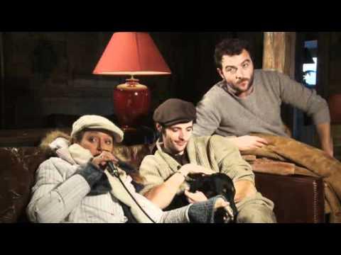 SEPTEMBRE - OCTOBRE - Interview de l'équipe du film