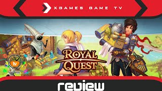 Обзор Royal Quest (Review)
