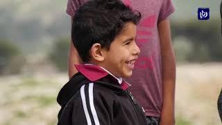 فلسطين.. مخاوف من تهجير سكان تجمع جبل البابا البدوي ( 27/2/2020)