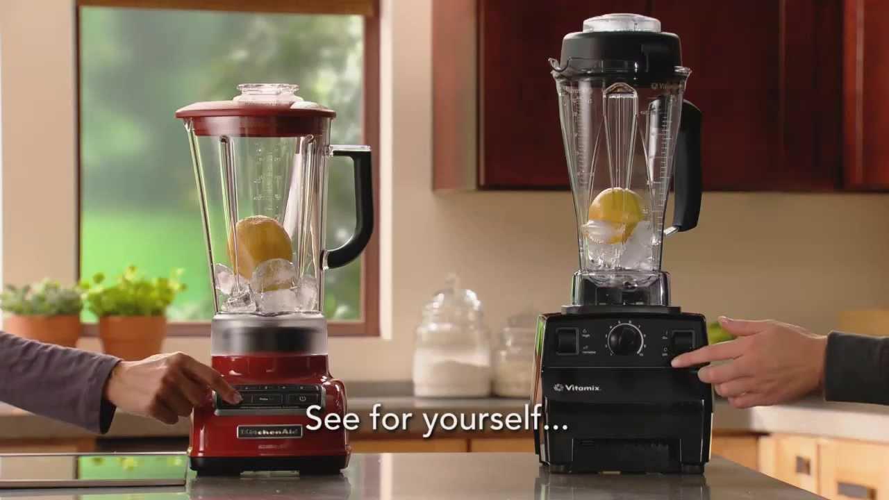 kitchen aid blenders island electrical outlet diamond blender kitchenaid youtube