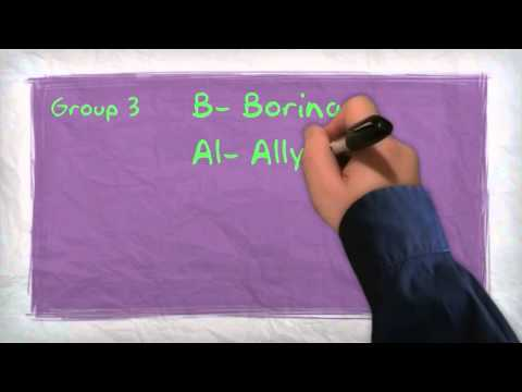 Memorize groups of periodic table IN 5 MINUTES!!