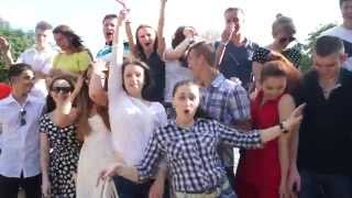 Выпуской клип Happy  6 школа 11-й класс 2014г. Таганрог