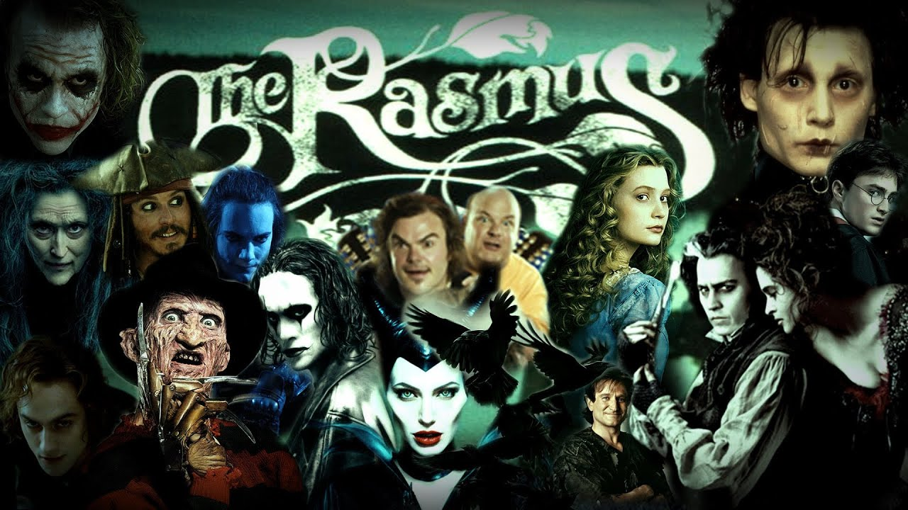 The Rasmus' 'In The Shadows' Sung by 112 Movies - YouTube
