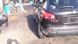 Видео-тест автомобиля Nissan Dualis (J10-049256, Mr20de, 2007г)