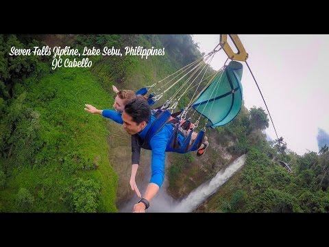 7 falls zipline, Surallah, South Cotabato, Philippines