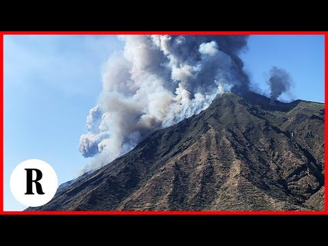 Mount Etna basalte datant