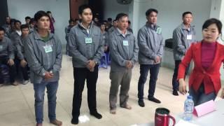Tuyển Đơn Hàng Xuất Khẩu Lao Động Đài Loan làm Xăm lốp Kiến Đại T3/2017