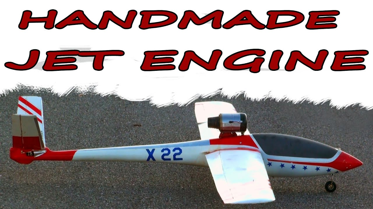 how to start a rc jet engine