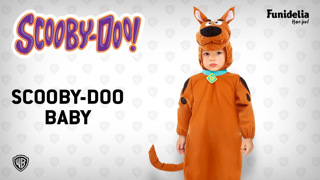 Funidelia scooby doo costume for babies. costumefunidelia - officially licensed  warner bros