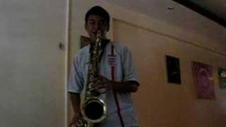 P Ramlee - Jangan Tinggal Daku (Sax)
