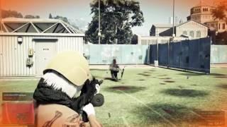 "GTA 5 - Training Facility 2 RuN And GuN ""Rng 2v2"" Tryhards Deathmatch! PS4"