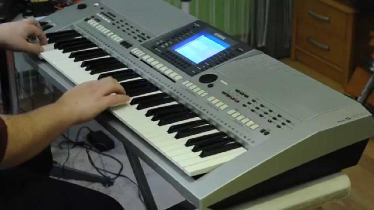 Power play najpi kne 2015 instrumental keyboard cover for Yamaha learning keyboard